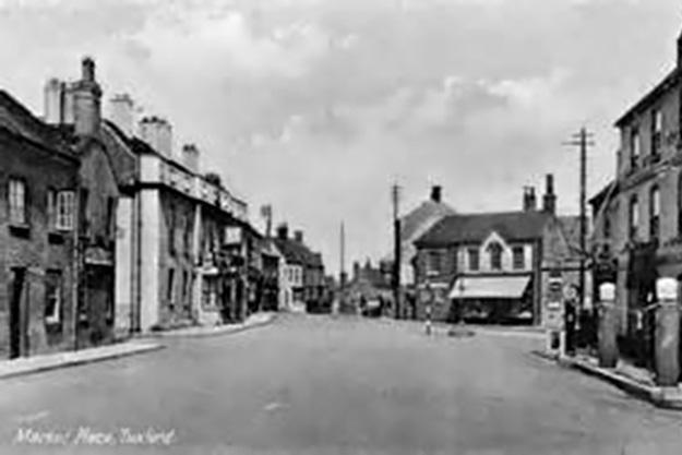 Tuxford Past