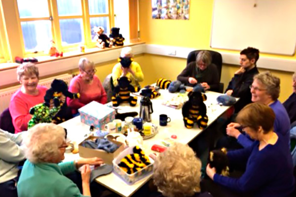 Tuxford Friends Craft Group